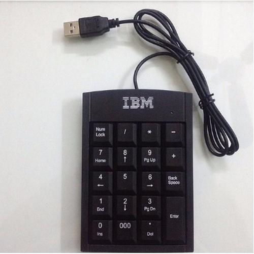 Bàn phím số ibm dùng cho laptop chuyên dùng cho dân văn phòng - 12479169 , 21179317 , 15_21179317 , 52000 , Ban-phim-so-ibm-dung-cho-laptop-chuyen-dung-cho-dan-van-phong-15_21179317 , sendo.vn , Bàn phím số ibm dùng cho laptop chuyên dùng cho dân văn phòng