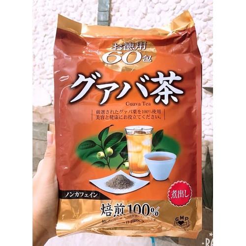 Trà giảm cân vị ổi orihiro guava tea nhật bản 60 gói - 13085530 , 21132092 , 15_21132092 , 220000 , Tra-giam-can-vi-oi-orihiro-guava-tea-nhat-ban-60-goi-15_21132092 , sendo.vn , Trà giảm cân vị ổi orihiro guava tea nhật bản 60 gói
