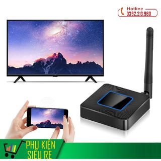 Thiết Bị HDMI Không Dây Kết Nối Điện Thoại Với TV Dongle Q4 Hỗ Trợ Kết Nối AV - Dongle Q4 thumbnail
