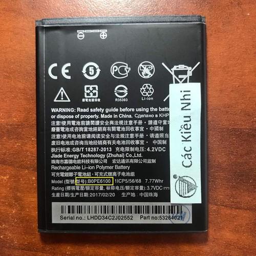 Pin htc  |  desire 620 620g 620h 620u d820mt desire 820 mini  | b0pe6100 bope6100 2600mah 3.8v 9.88wh - 13079231 , 21123663 , 15_21123663 , 99000 , Pin-htc-desire-620-620g-620h-620u-d820mt-desire-820-mini-b0pe6100-bope6100-2600mah-3.8v-9.88wh-15_21123663 , sendo.vn , Pin htc  |  desire 620 620g 620h 620u d820mt desire 820 mini  | b0pe6100 bope6100 2600