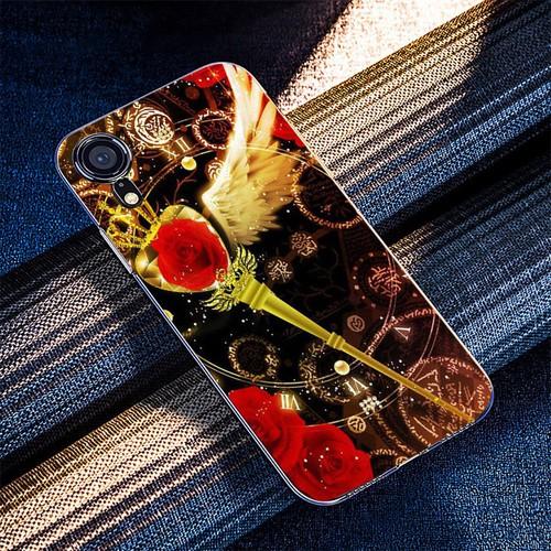 Ốp lưng cứng viền dẻo dành cho điện thoại iPhone XR - Lung Linh Sắc Màu MS LLSM036