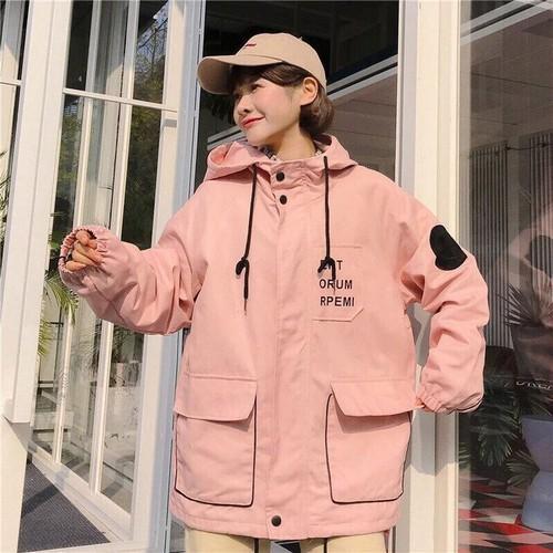 Áo khoác vải dù phong cách teen - 13109092 , 21179015 , 15_21179015 , 165000 , Ao-khoac-vai-du-phong-cach-teen-15_21179015 , sendo.vn , Áo khoác vải dù phong cách teen
