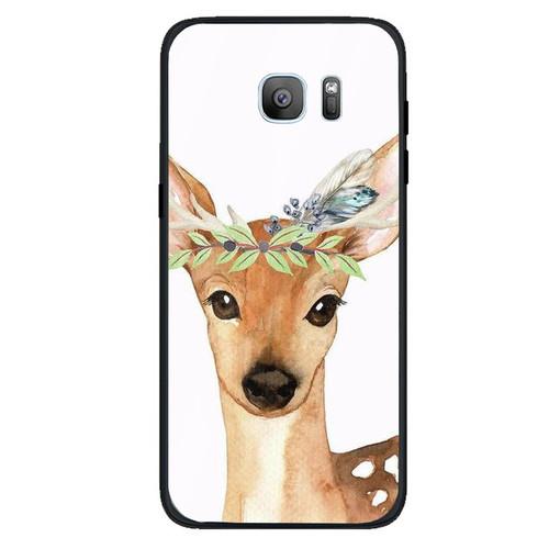 Ốp lưng điện thoại samsung galaxy s7 - dễ thương muốn xỉu ms cute009