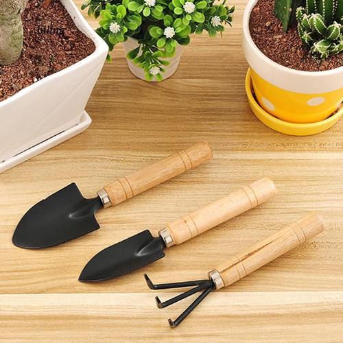 Bộ 3 dụng cụ làm vườn tiện dụng size trung có tay cầm bằng gỗ - 12901373 , 21134117 , 15_21134117 , 46000 , Bo-3-dung-cu-lam-vuon-tien-dung-size-trung-co-tay-cam-bang-go-15_21134117 , sendo.vn , Bộ 3 dụng cụ làm vườn tiện dụng size trung có tay cầm bằng gỗ