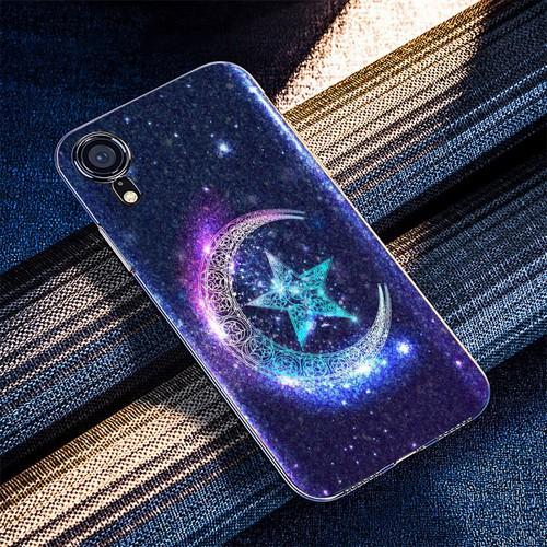 Ốp điện thoại iPhone XS MAX - Lung Linh Sắc Màu MS LLSM018