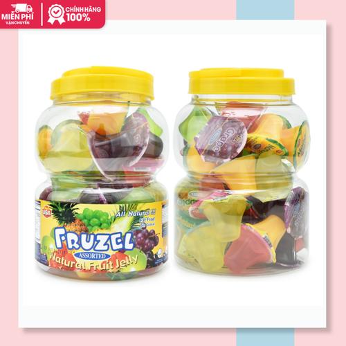 Rau câu fruzel natural fruit jelly hương trái cây|rau cau fruzel xuất xứ mỹ 1,45kg 38 viên - 13080741 , 21125547 , 15_21125547 , 295000 , Rau-cau-fruzel-natural-fruit-jelly-huong-trai-cayrau-cau-fruzel-xuat-xu-my-145kg-38-vien-15_21125547 , sendo.vn , Rau câu fruzel natural fruit jelly hương trái cây|rau cau fruzel xuất xứ mỹ 1,45kg 38 viên