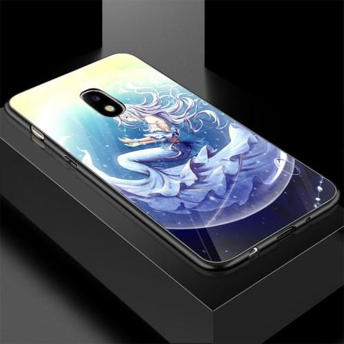 Ốp kính cường lực cho điện thoại Samsung Galaxy J2 - Cô Bé Trong Chiếc Lọ Thủy MS CBTCL061