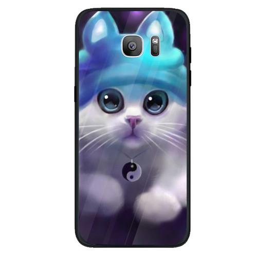 Ốp lưng điện thoại samsung galaxy s7 - dễ thương muốn xỉu ms cute010