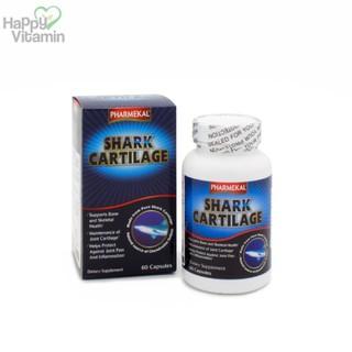 Viên Uống Tái Tạo Sụn Khớp Shark Cartilage 740mg - Pharmekal - 60 Viên - HASHPH60V thumbnail