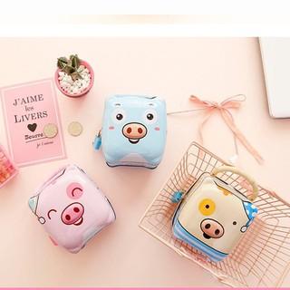 Lợn tiết kiệm kute lợn tiết kiệm mini - LTKT-1 thumbnail