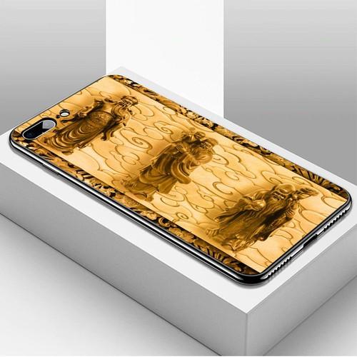Ốp điện thoại iPhone 7 Plus  -  8 Plus - hình Điêu Khắc MS DKHAC019