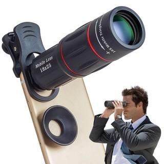 ống lens chụp hình điện thoại - ống lens zoom 8x thumbnail