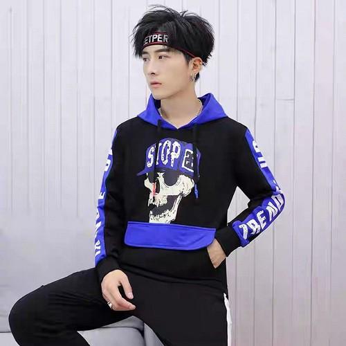 Áo hoodie nam in chữ phối họa tiết mặt kiểu dáng thời trang đường phố-áo hoodie nam in chữ phối họa tiết mặt kiểu dáng thời trang đường phố - 13129665 , 21207298 , 15_21207298 , 110000 , Ao-hoodie-nam-in-chu-phoi-hoa-tiet-mat-kieu-dang-thoi-trang-duong-pho-ao-hoodie-nam-in-chu-phoi-hoa-tiet-mat-kieu-dang-thoi-trang-duong-pho-15_21207298 , sendo.vn , Áo hoodie nam in chữ phối họa tiết mặt k