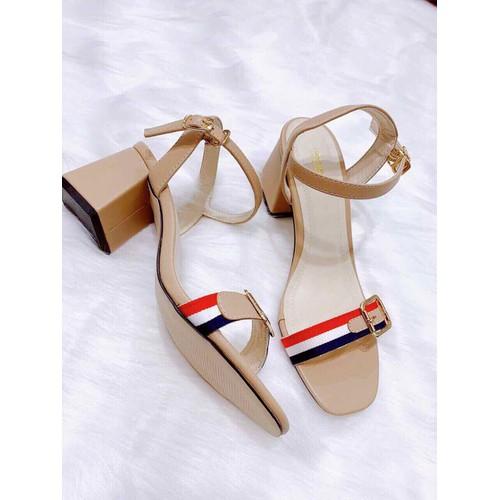giày cao gót 5 phân cao cấp