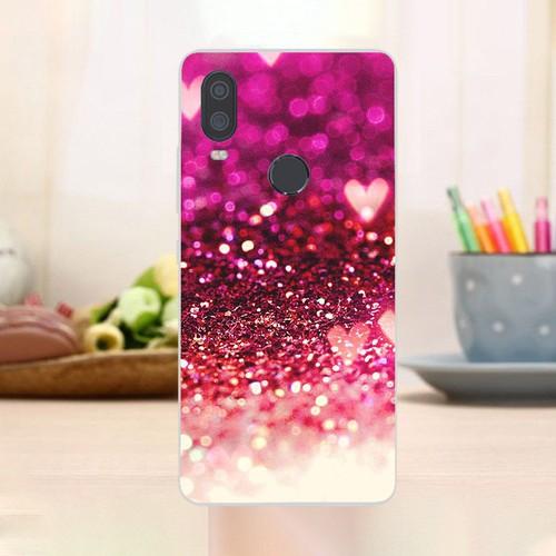Ốp lưng điện thoại vsmart active 1 - trái tim tình yêu ms love074
