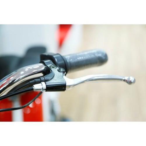 Tay thắng nhôm xe đạp điện