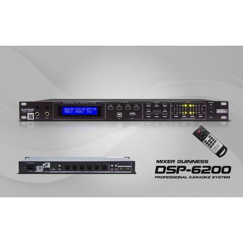 Mixer guinness dsp-6200