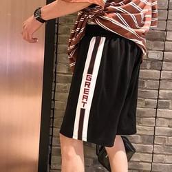 Quần shorts thun VẢI NỈ
