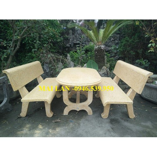 Bàn ghế đá sân vườn - 12902568 , 21188248 , 15_21188248 , 2300000 , Ban-ghe-da-san-vuon-15_21188248 , sendo.vn , Bàn ghế đá sân vườn