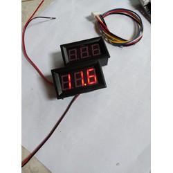 Đồng hồ đo vôn DC