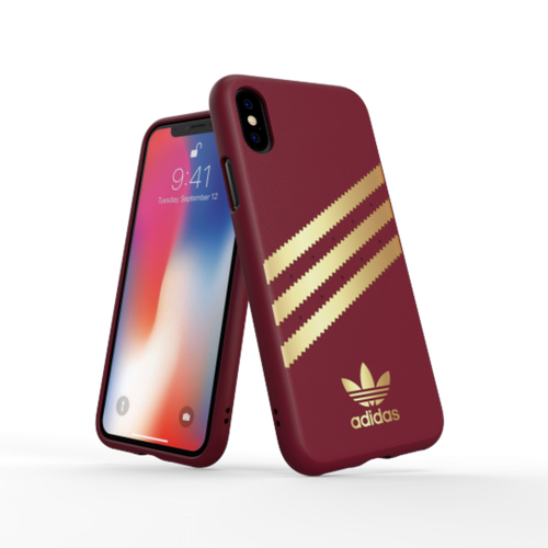 Ốp Iphone X XS 3-Stripes Snap OR Moulded Case PU