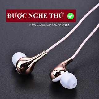 Tai nghe âm TRONG VEO nghe vỏ Titan dây siêu bền chống nước nghe nhạc cực hay - TAI NGHE TRONG VEO thumbnail