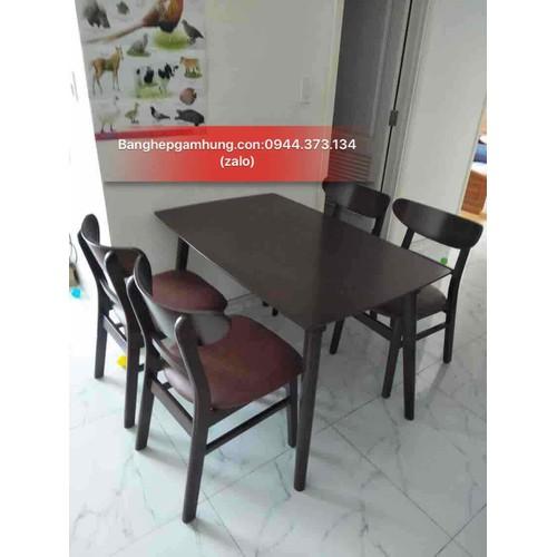 Bộ bàn ăn bốn ghế - 13131827 , 21210210 , 15_21210210 , 5580000 , Bo-ban-an-bon-ghe-15_21210210 , sendo.vn , Bộ bàn ăn bốn ghế