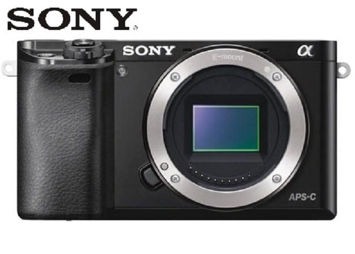 Máy chụp ảnh ILCE-6000 không kèm lens- - ILCE-6000