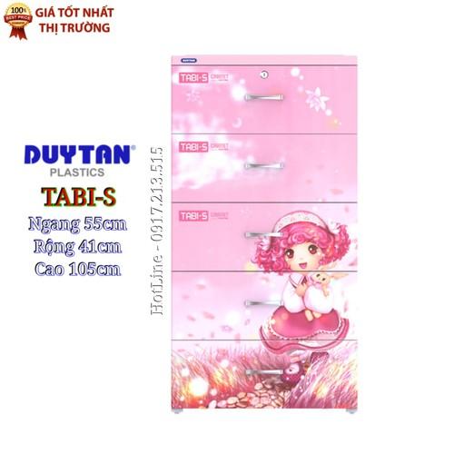 Tủ nhựa duy tân tabi -s 5 tầng màu hồng - 13112093 , 21183226 , 15_21183226 , 1299000 , Tu-nhua-duy-tan-tabi-s-5-tang-mau-hong-15_21183226 , sendo.vn , Tủ nhựa duy tân tabi -s 5 tầng màu hồng