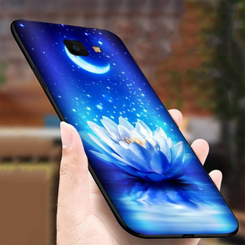 Ốp điện thoại dành cho máy Samsung Galaxy J4 PLUS - J4 CORE - Đủ nắng thì hoa nở MS DNTHN020