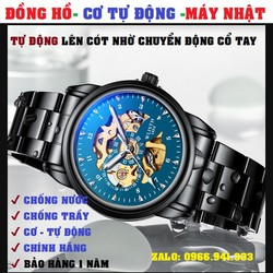 đồng hồ automatic