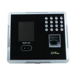 Máy chấm công và kiểm soát ra vào nhận dạng khuôn mặt kết hợp vân tay và thẻ ZKTeco MB160