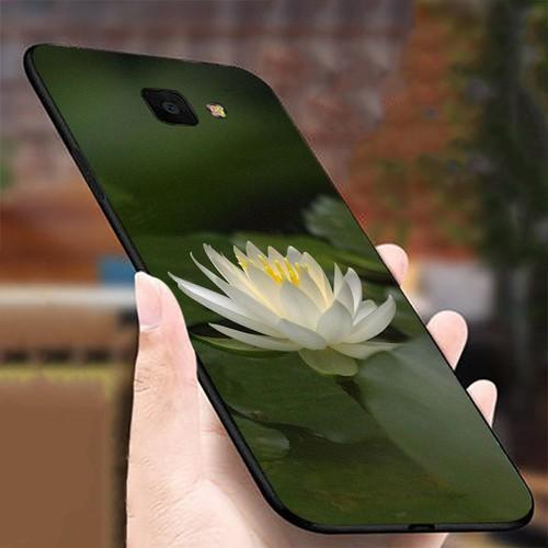 Ốp lưng cứng viền dẻo dành cho điện thoại Samsung Galaxy J7 PRIME - Đủ nắng thì hoa nở MS DNTHN014