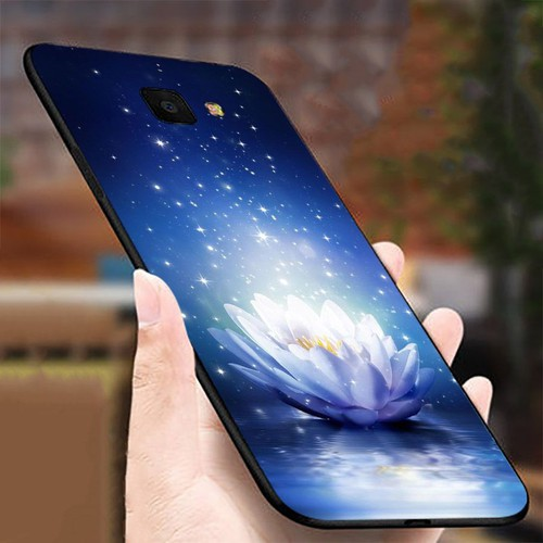 Ốp lưng cứng viền dẻo dành cho điện thoại Samsung Galaxy J5 PRIME - Đủ nắng thì hoa nở MS DNTHN003