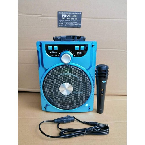 Loa karaoke p88 kiomic tặng kèm micro - 13112262 , 21183663 , 15_21183663 , 209000 , Loa-karaoke-p88-kiomic-tang-kem-micro-15_21183663 , sendo.vn , Loa karaoke p88 kiomic tặng kèm micro