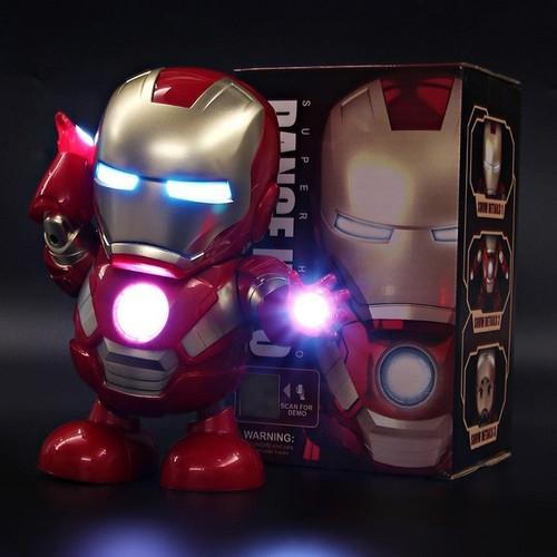 Iron man phát sáng