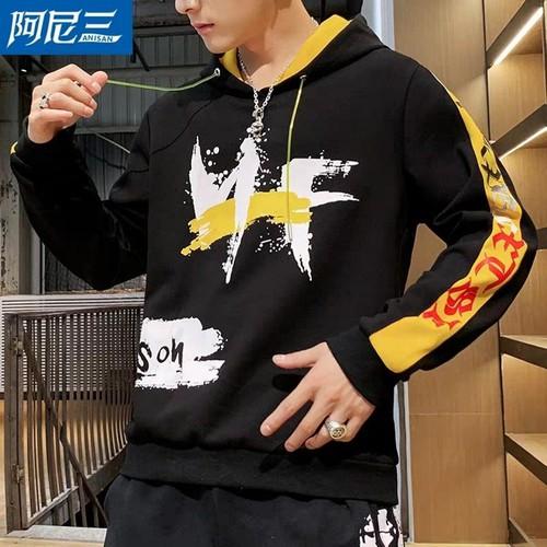 Áo hoodie nam in chữ phối họa tiết kiểu dáng thời trang đường phố siêu hot-áo hoodie nam in chữ phối họa tiết kiểu dáng thời trang đường phố siêu hot - 13129455 , 21207068 , 15_21207068 , 110000 , Ao-hoodie-nam-in-chu-phoi-hoa-tiet-kieu-dang-thoi-trang-duong-pho-sieu-hot-ao-hoodie-nam-in-chu-phoi-hoa-tiet-kieu-dang-thoi-trang-duong-pho-sieu-hot-15_21207068 , sendo.vn , Áo hoodie nam in chữ phối họa