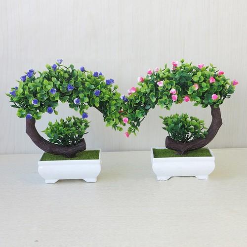 Cây bonsai nhựa phú quý cát tường có hoa _ kèm chậu sang trọng - 12902535 , 21188213 , 15_21188213 , 99000 , Cay-bonsai-nhua-phu-quy-cat-tuong-co-hoa-_-kem-chau-sang-trong-15_21188213 , sendo.vn , Cây bonsai nhựa phú quý cát tường có hoa _ kèm chậu sang trọng