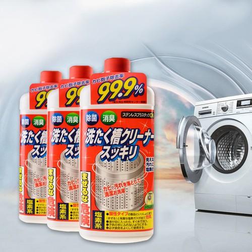 Chai tẩy máy giặt