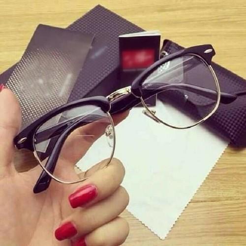 Mắt kính giả cận-thời trang chất lượng