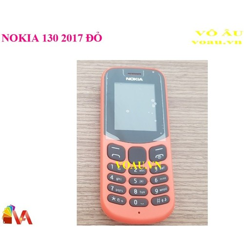 Nokia 130 2017 màu đỏ
