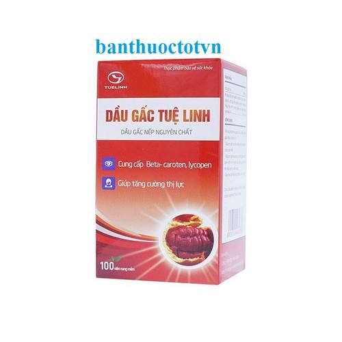 Dầu gấc tuệ linh bổ sung vitamin a, tăng cường thị lực, giúp cho đôi mắt khỏe đẹp - 12720065 , 21190549 , 15_21190549 , 85000 , Dau-gac-tue-linh-bo-sung-vitamin-a-tang-cuong-thi-luc-giup-cho-doi-mat-khoe-dep-15_21190549 , sendo.vn , Dầu gấc tuệ linh bổ sung vitamin a, tăng cường thị lực, giúp cho đôi mắt khỏe đẹp