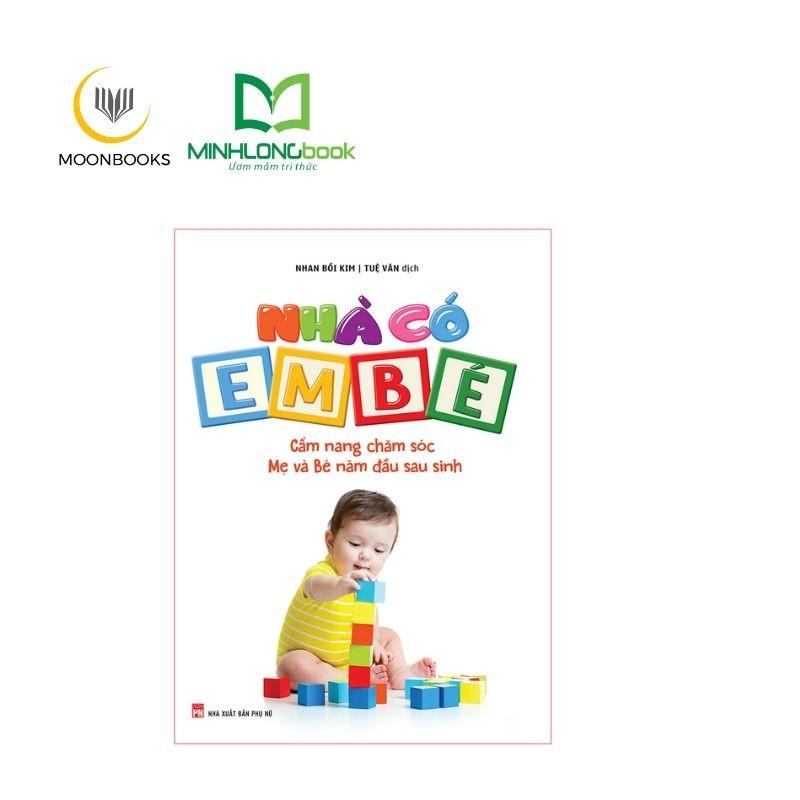 Sách Nhà Có Em Bé - 8936067597943