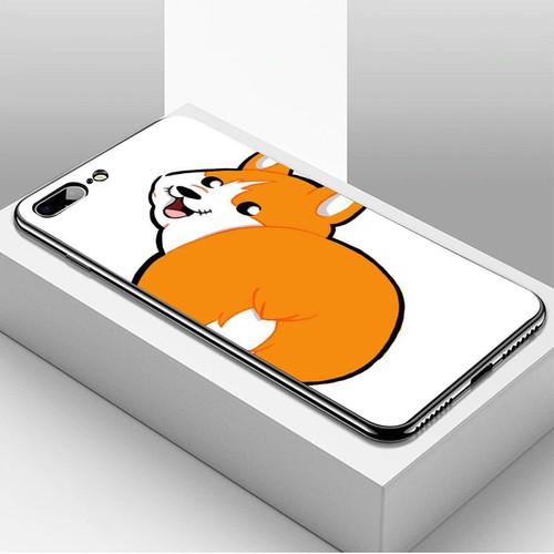 Ốp lưng điện thoại iphone 7 plus  -  8 plus - mông to ms mong012
