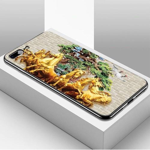 Ốp lưng điện thoại iphone 7 plus  -  8 plus - hình điêu khắc ms dkhac034