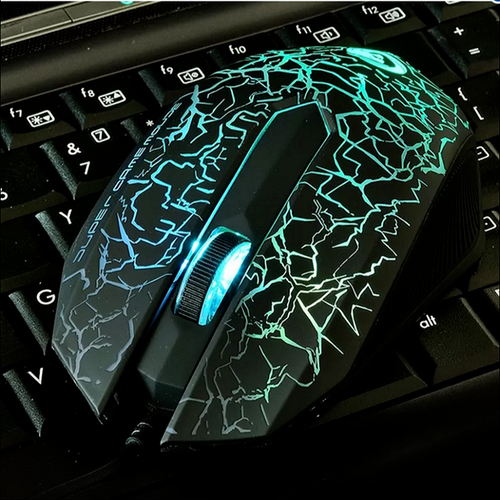Mouse game usb-led 7 màu cực đẹp rất bền
