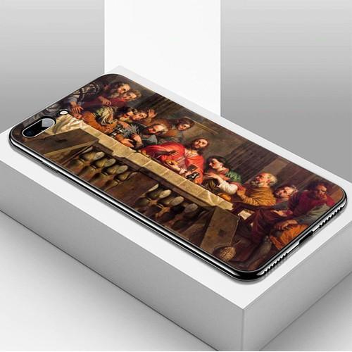 Ốp điện thoại dành cho máy iphone 7 plus  -  8 plus - tôn giáo ms tgiao107