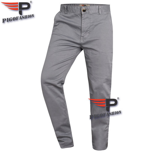 Quần kaki dài nam co giãn regular fit cao cấp qkk01- 10 - chọn màu