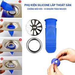 Phụ kiện nắp thoát sàn chống mùi hôi - vi khuẩn trào ngược