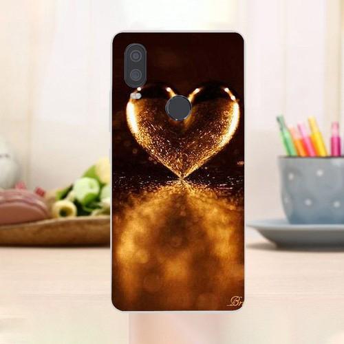 Ốp lưng điện thoại vsmart active 1 - trái tim tình yêu ms love073